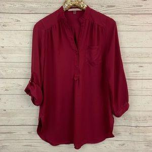 41 Hawthorn Stitch Fix colibri tab sleeve tunic